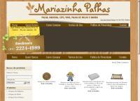 Site do Mariazinha Palhas