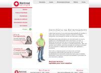 Site do Montreal Serviços