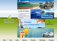Site do Nordeste Rent A Car