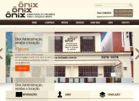 Site do Onix S/C Ltda Locação Administração Vendas