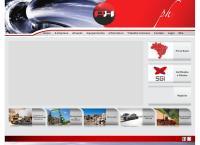 Site do Ph Transportes e Construções Ltda