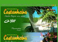 Site do Pousada Castanheira
