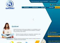 Site do Quick Net