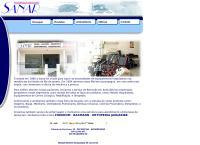 Site do Sanar Equipamentos Hospitalares Ltda