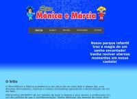 Site do Sítio Mônica e Marcia