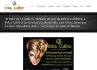 Site do Cabeleireiro e Estética Stilu's Coiffeur - Extra Sta Rosália