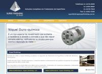 Site do Super Finishing Do Brasil Comercial Ltda