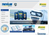 Site do Trevilub Comércio Lubrificantes Ltda