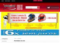Site do Moto - Vargas Moto Peças