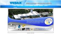 Site do Vedax Industria e Comercio Ltda