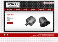 Site do Roaxx Indústria e Comércio Ltda.
