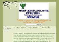 Site do Psicólogos e Terapia Cognitiva em Curitiba