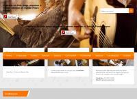 Site do Tomsete Escola de Música