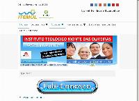 Site do Instituto Evangélico Moriá Logos
