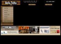 Site do Churrasqueiras de Alvenaria - Bella Telha Mats Para Construção Ltda