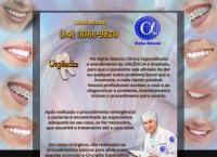 Site do Alpha Odonto - Clínica Especializada