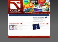 Site do Tagsetiquetas