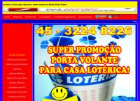 Site do Artscreen Brindes