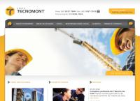 Site do Tecnomont Montagens Industriais Ltda