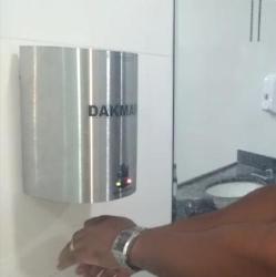 Dakmark Secador de Mãos Automático