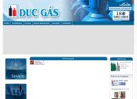 Site do Duc Gás - Gases Industriais e Medicinais