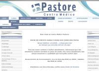 Site do Centro Médico Pastore
