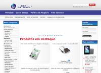Site do Dige Eletronics Distribuição