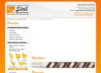 Site do Stoll Representações