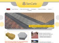 Site do San Carlo Pisos