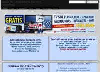 Site do Japão TV Assistência Técnica Santos e Região