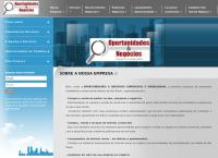 Site do O&N Oportunidades e Negocios Com Imob