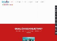 Site do Let's Dive