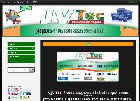 Site do Encanadores e Desentupidora - JVTEC