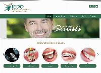 Site do IEDO - Instituto Elton Dias de Odontologia
