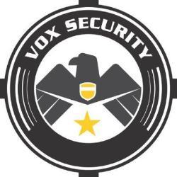 VOX SECURITY