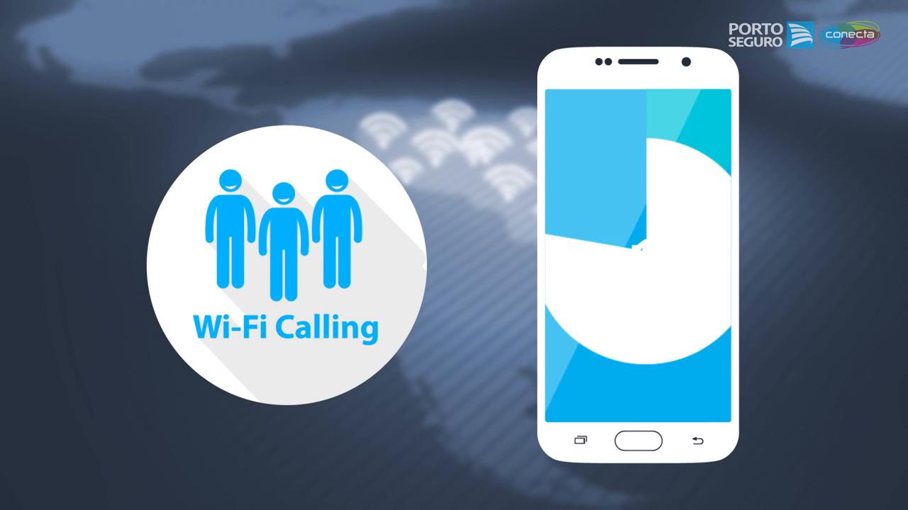 Porto Conecta wifi calling