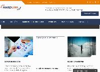 Site do Hardlink – Especialista em Soluções Enterprise de TI