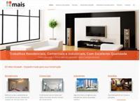 Site do DC MAIS DRYWALL