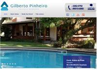 Site do Imobiliária Gilberto Pinheiro Private Brokers