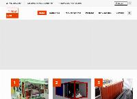 Site do Meu Conteiner - Casa Container Fornecedor Rio de Janeiro
