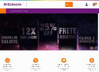 Site do Artezoom