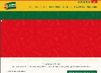 Site do Hablando Curso de Espanhol Online