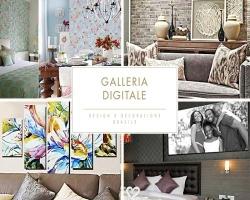 Galleria Digitale Papeis de Parede p/ Decoracao e Quadros Decorativos