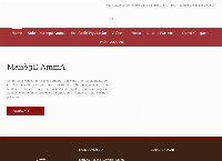 Site do ManègE AmmA Centro Hípico