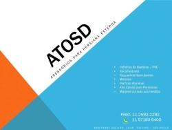 AtosD Comercio de palhetas de PVC para persiana externa