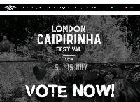Site do Caipirinha Festival