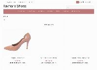 Site do Taynara Shoes
